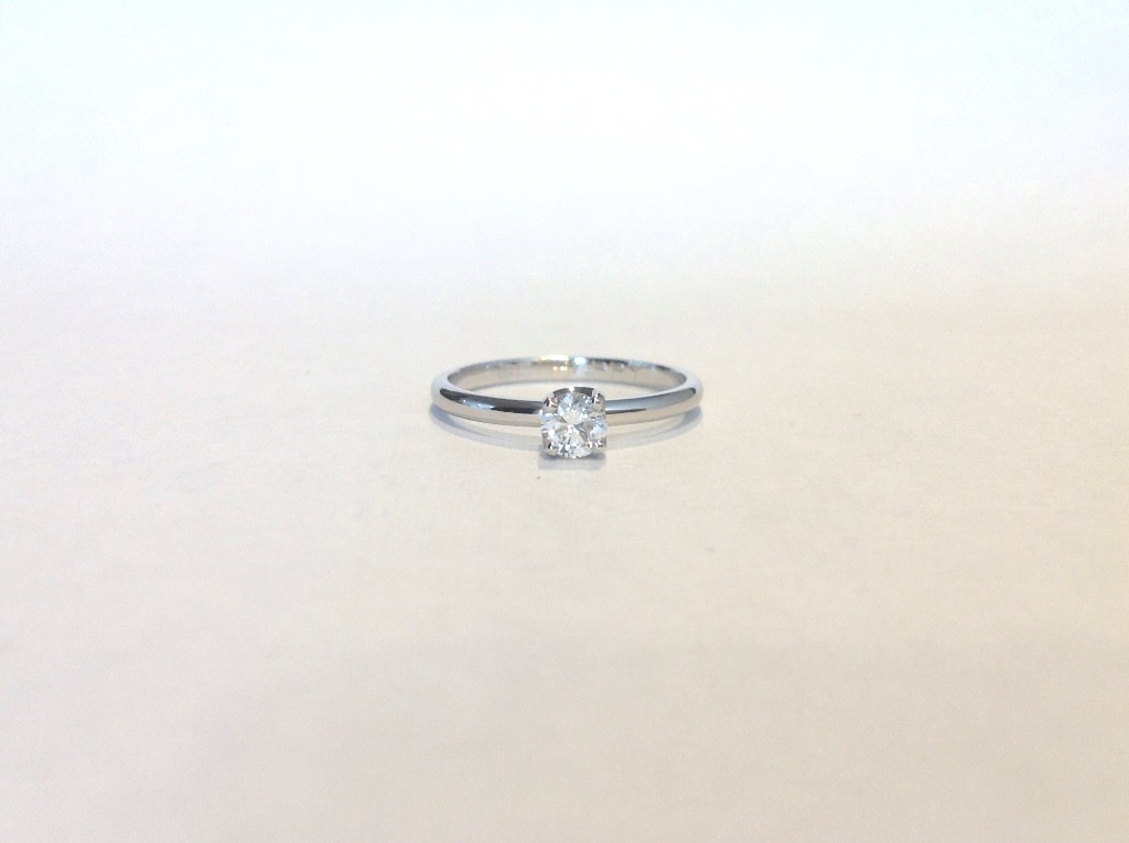 甲丸(婚約指輪1.5mm)