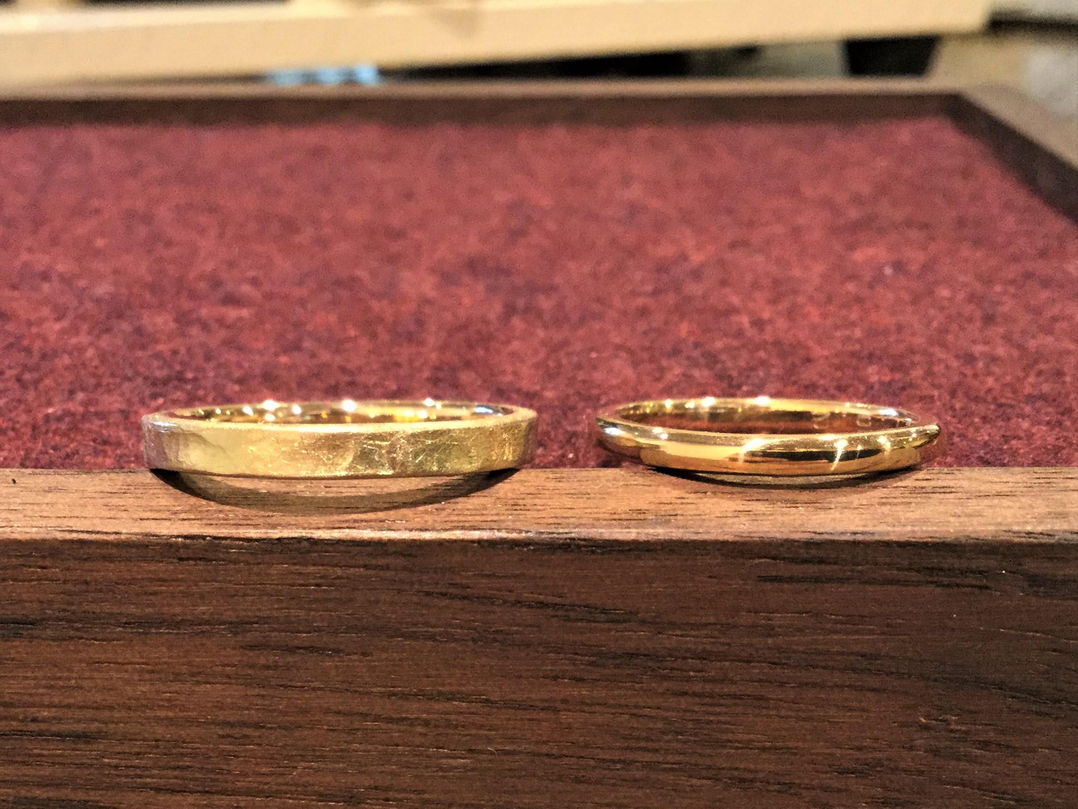 つちめ(2.5mm)・甲丸(2.0mm)
