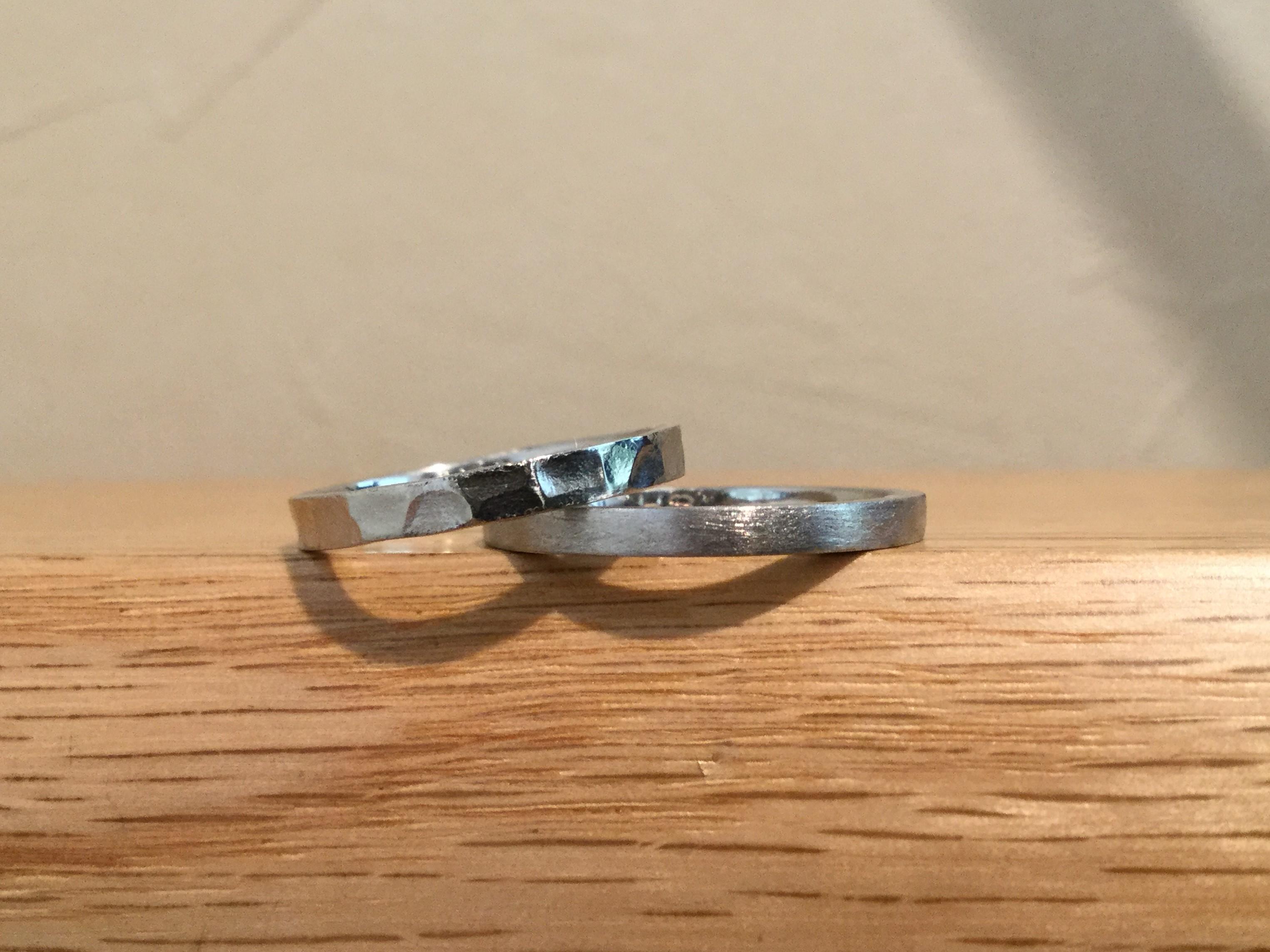 つちめ(2.0mm)平打(2.0mm)