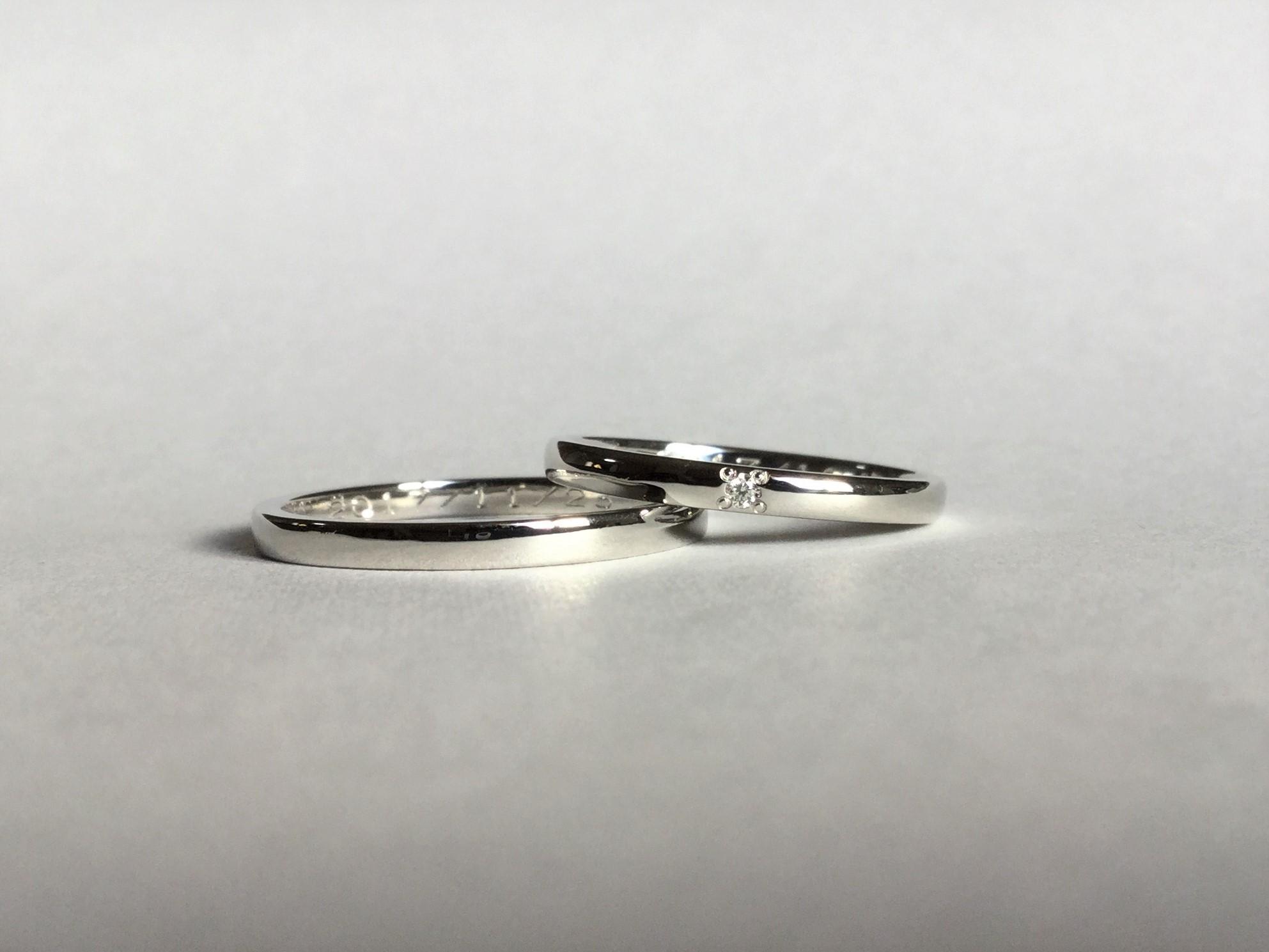 平打(2.0mm)甲丸(2.0mm)