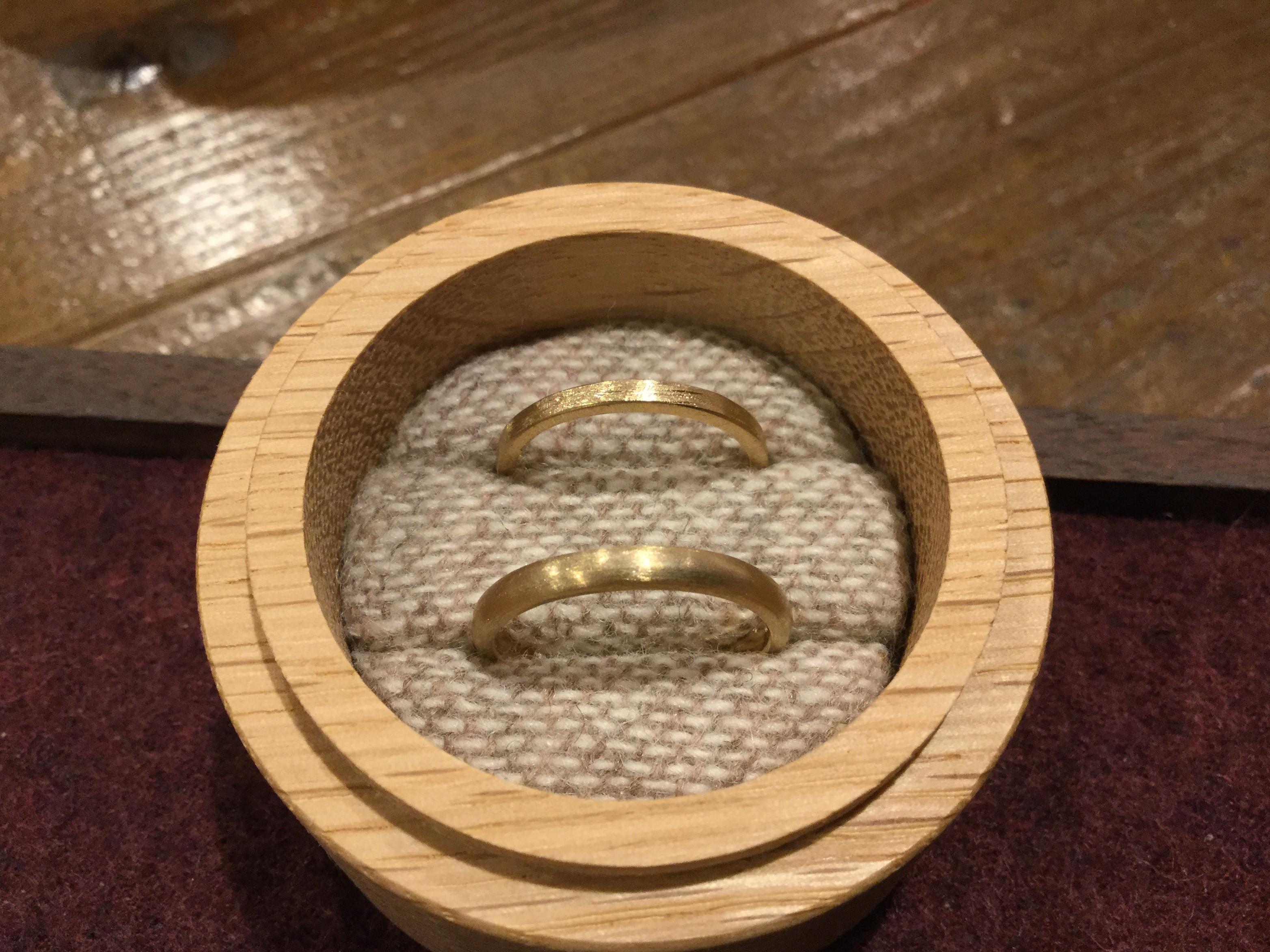 甲丸(2.5mm)・平打(2.0mm)